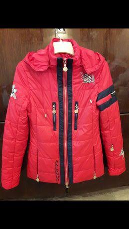 Куртка для девочки 9-12 лет
