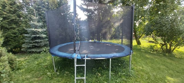 Trampolina średnica 4 metry