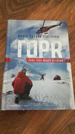 TOPR książka