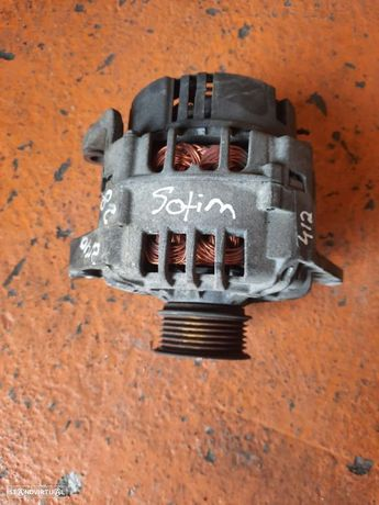 Alternador Fiat Ducato / Peugeot Boxer / Citroen Jumper 2.8 Jtd Ref. 500371244