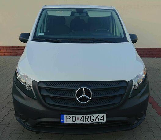 CESJA Mercedes Vito 447 Tourer Pro, automat 9G, 1 rej.2020, 10 tys.km