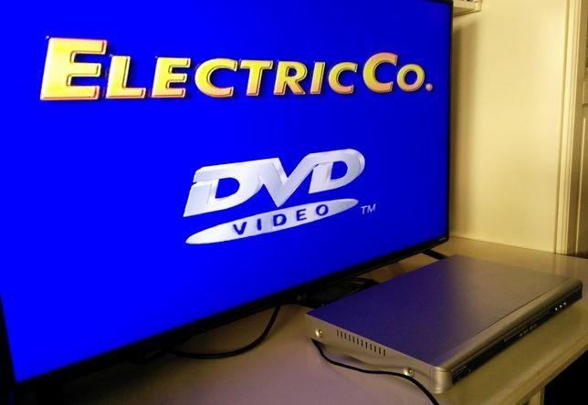 Leitor de DVD Electric CO dv-3822