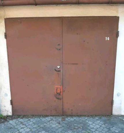 Wynajmę garaż z PRĄDEM Będzin SYBERKA