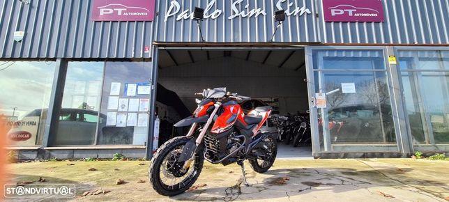 Zontes 125U 1 125 Trail