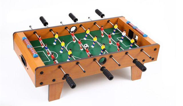 PIŁKARZYKI stół piłka nożna gra NOWY dla dzieci dla dorosłych zabawka