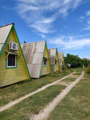 Уютный, доступный отдых на берегу Азовского моря с. Счастливцево