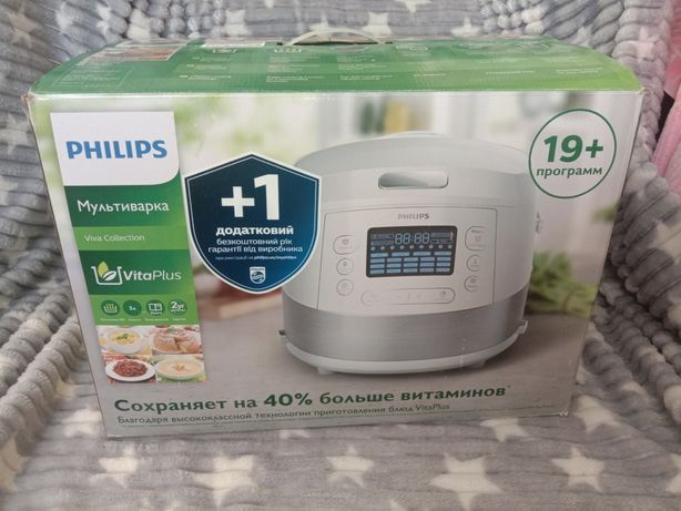 Мультиварка PHILIPS HD4731 НОВАЯ