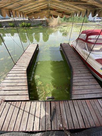 Продам причал для лодки