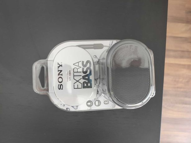 coluna de som Sony SRS-XB01