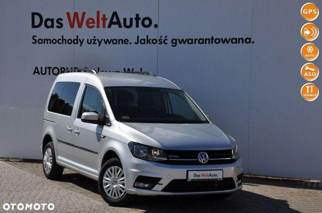 Volkswagen Caddy 1.4 TGI 110KM 6-G FV Demonstracyjny 23%