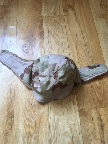 Czapka wojskowa zimowa