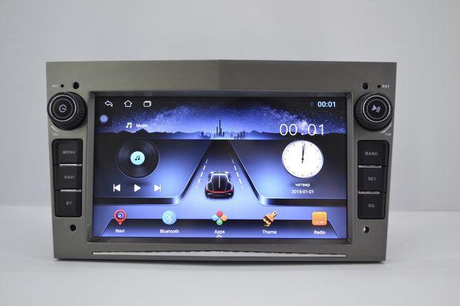 Штатная магнитола опель Opel Vectra, Astra,  Zafira Android