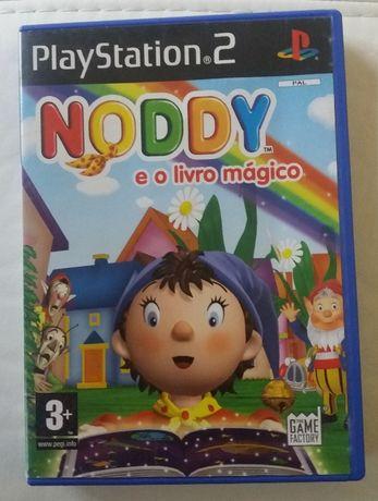 Jogo do Noddy -. playstation 2