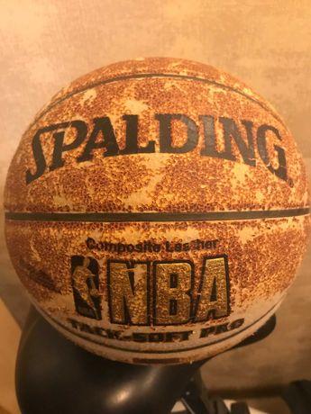 Баскетбольный мяч SPALDING оригинал кожа
