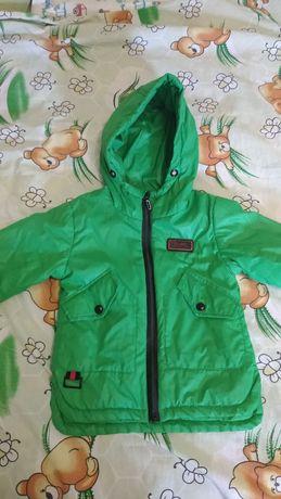 Детская Осенняя куртка.