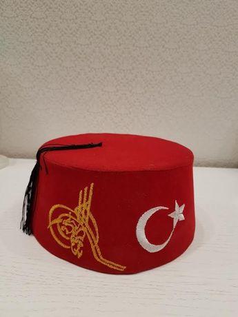 Турецкий головной убор, феска, шляпа
