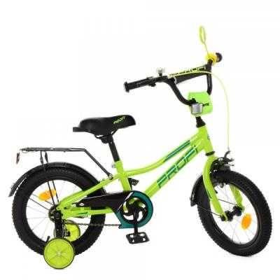 """Детский велосипед Profi Prime 12"""" Зеленый"""