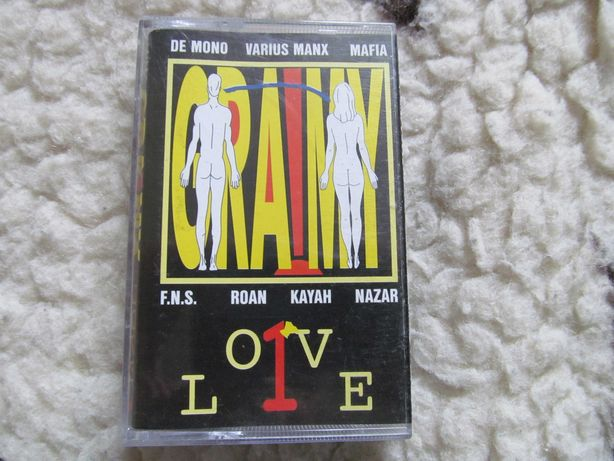 Kaseta audio - gramy love