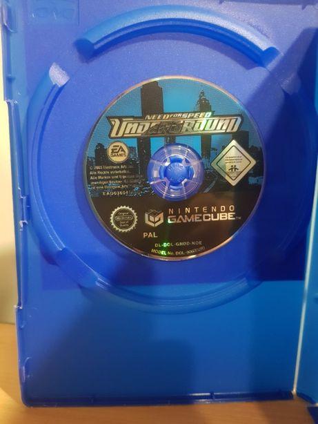 Need for Speed Underground Nintendo Gamecube