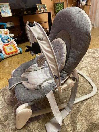 Кресло-качалка Chicco Hoopla
