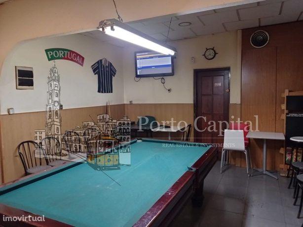 Trespasse Café/Snack Bar Muito bem Situado no Bonfim-Porto