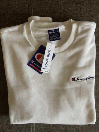 bluza biała Champion r. L