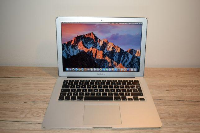 Okazja! Macbook Air 13 ⁄Procesor i7⁄ Dysk 256GB⁄ Najmocniejsza wersja