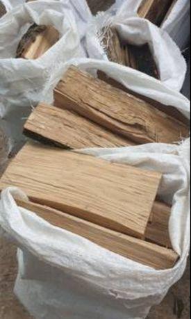продам дрова в мешках дубовые с доставкой по Харькову