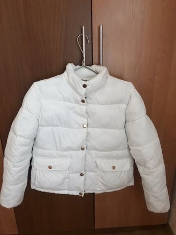 Курточка,куртка. Осеняя куртка. Белая куртка