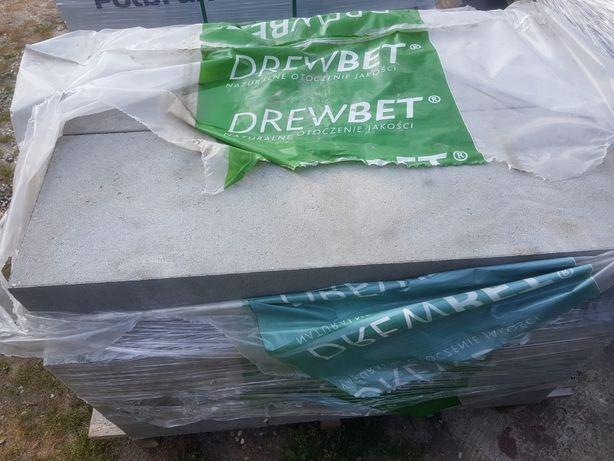 OKAZJA nowe schodowy betonowe szare Drewbet TANIO