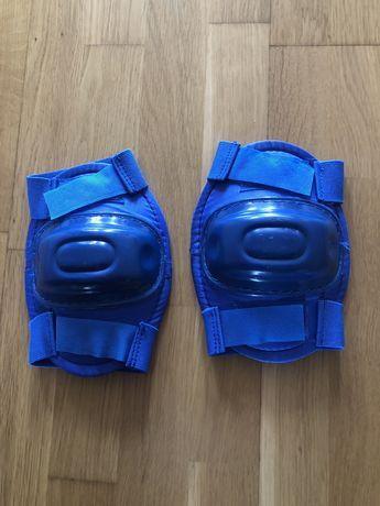 Дитячі щитки наколінники  для роликів роліків скейту велосипеда захис