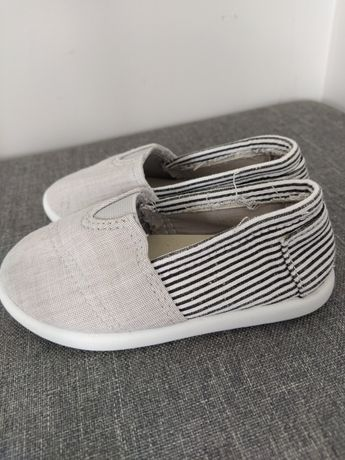 Buty wsuwane dziecięce rozmiar 23