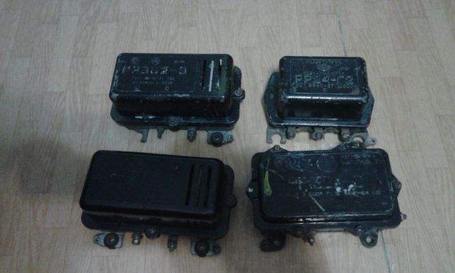 Реле зарядки аккумулятора авто
