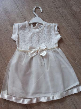 Нарядное платье, платье для крестин
