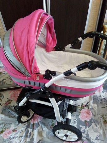 Детская коляска для девочки