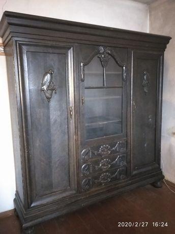 Шкаф книжный 19 век