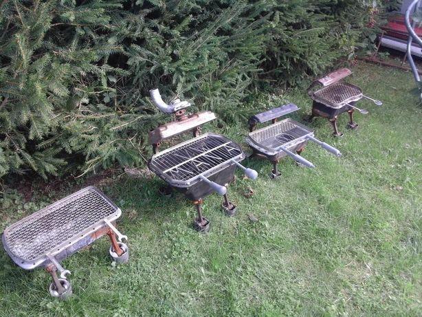 Grill ogrodowy turystyczny (dla miłośników marki VOLKSWAGEN)