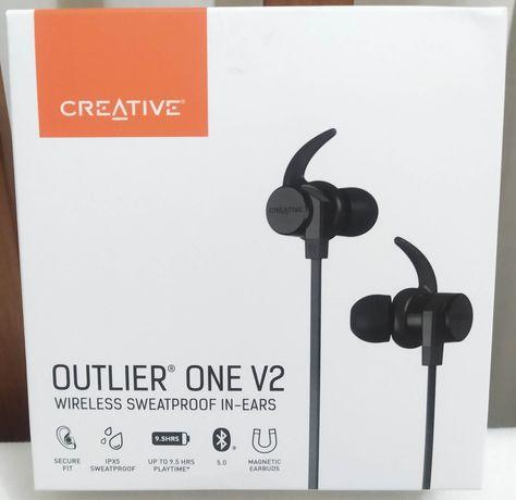 Creative Outlier One V2 com Google Assistent