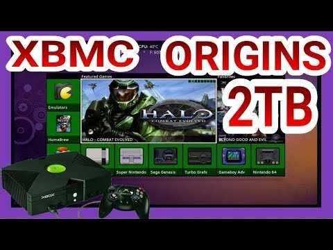 Dysk 2TB Xbox classic (XBMC Origins 2TB Image)