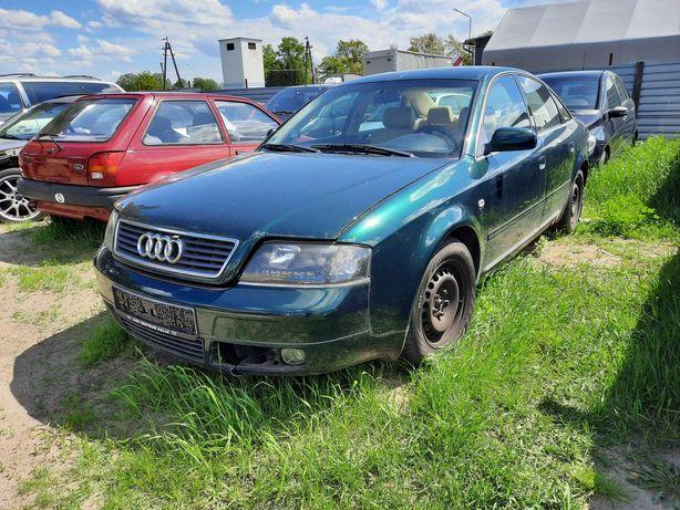 Audi A6 C5 z Niemiec na części