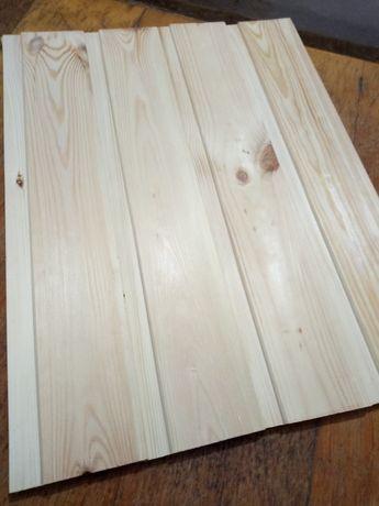Вагонка деревянная:Сосна,Липа, Лиственница