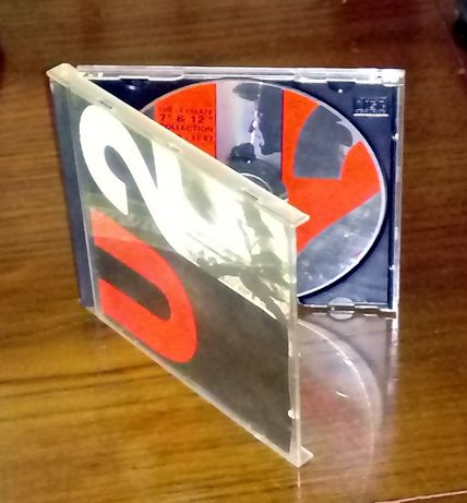 """(CD) U2 THE ULTIMATE 7"""" & 12"""" COLLECTION 1979 A 1987"""