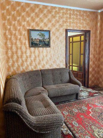 3х-комнатная квартира с мебелью и техникой