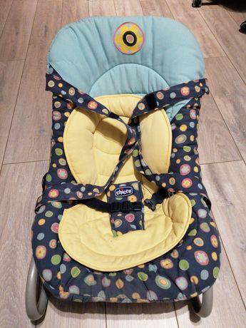 Leżaczek Bujaczek Chicco dla niemowląt