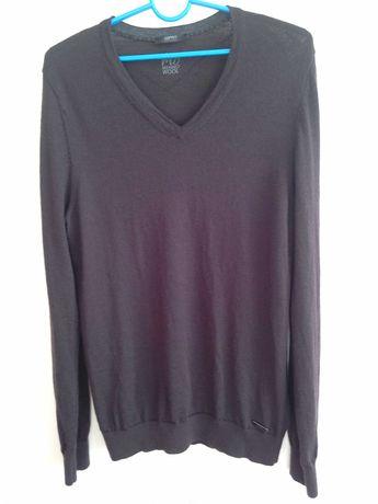 Пуловер мужской ESPRIT. 100% меринос. 50разм.