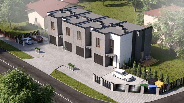 Andrzejów: dom 84 m2 + ogródek 87 m2 + parking GRATIS