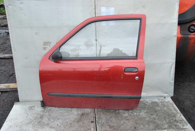 Drzwi lewe Fiat seicento