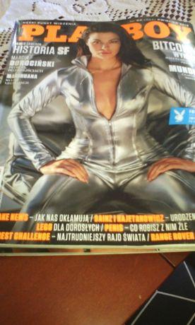 Sprzedam archiwalne numery czasopisma Playboy