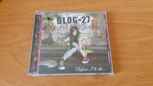 CD Blog 27 Before I'll Die 2008 stan idealny emo pop punk