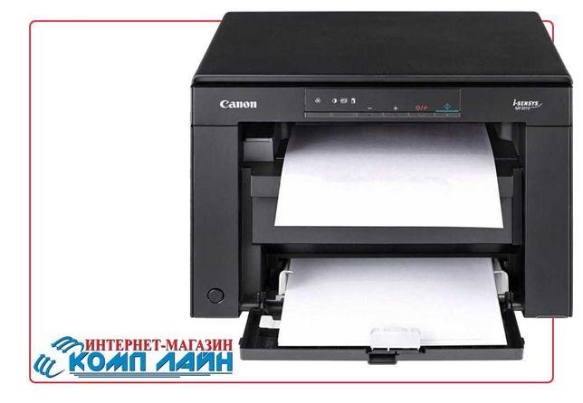 МФУ принтер+сканер+копир Canon I-SENSYS MF3010
